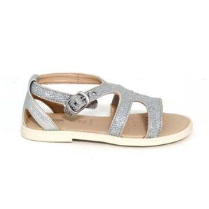 Geox Kids Sand Karly Silver Sandals